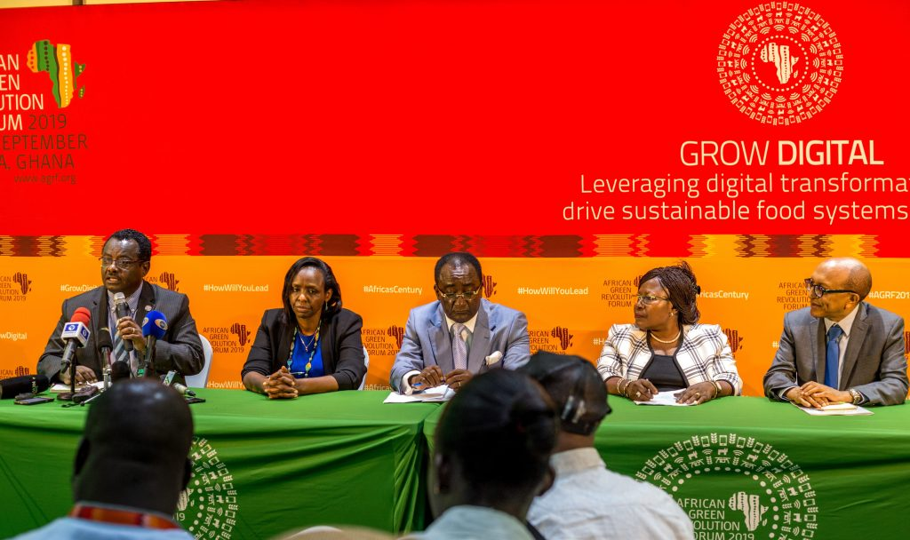 AGRF Returns to Ghana to Leverage the Digital Revolution For an Inclusive Agricultural Transformation in Africa 1
