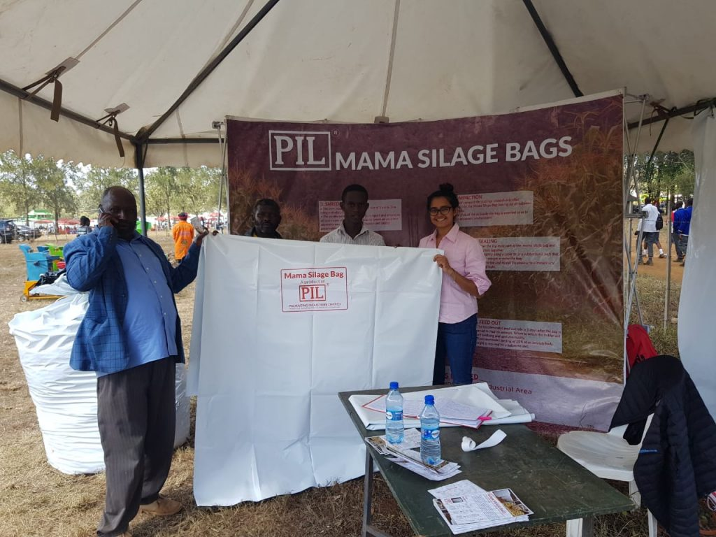 Mama Silage Bags help farmers cope with climate change 1