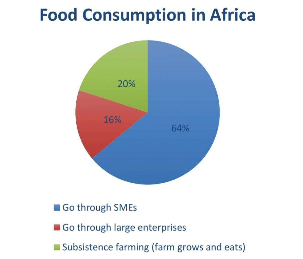 Small Businesses Soaring,Driving Growth Across African Agriculture 1