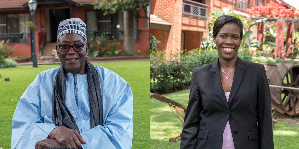 Outstanding Smallholder Farmer and Eminent Agricultural Policy Advocate share 2019 Africa Food Prize 1