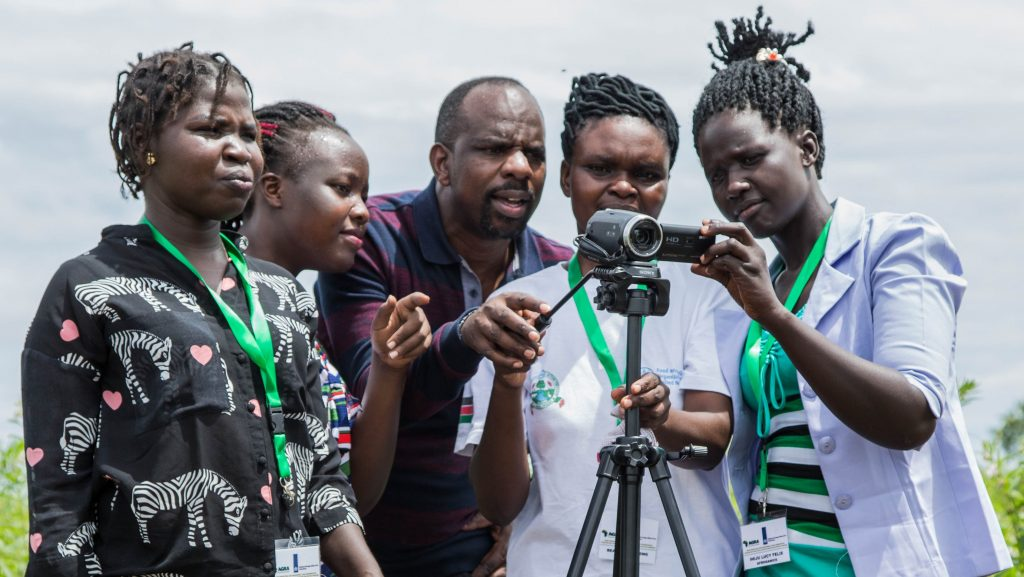 South Sudan Digital Green training 2