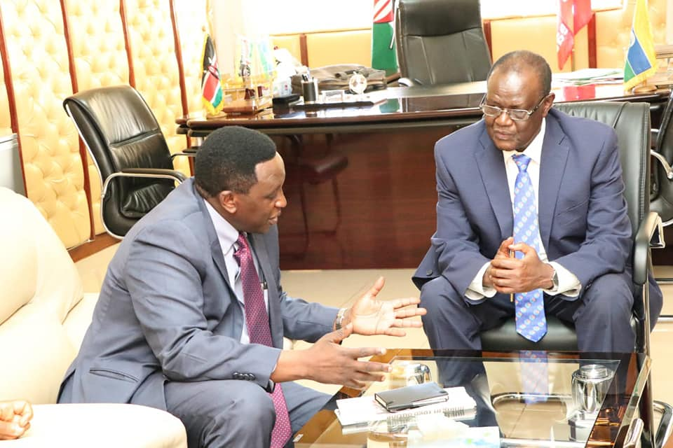 Meru Governor asks for prompt payment of coffee farmers 2