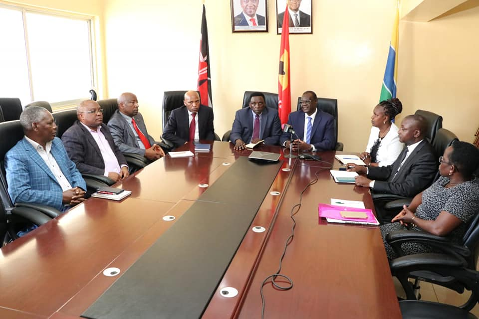 Meru Governor asks for prompt payment of coffee farmers 1