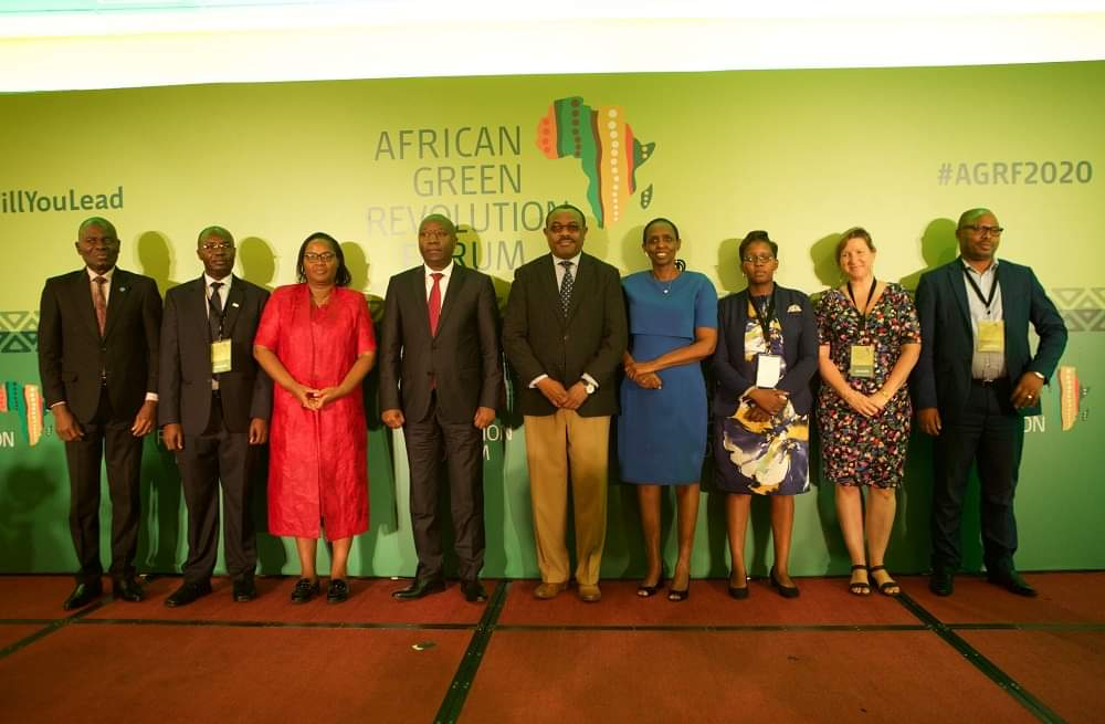 Rwanda becomes home country of the African Green Revolution Forum 2