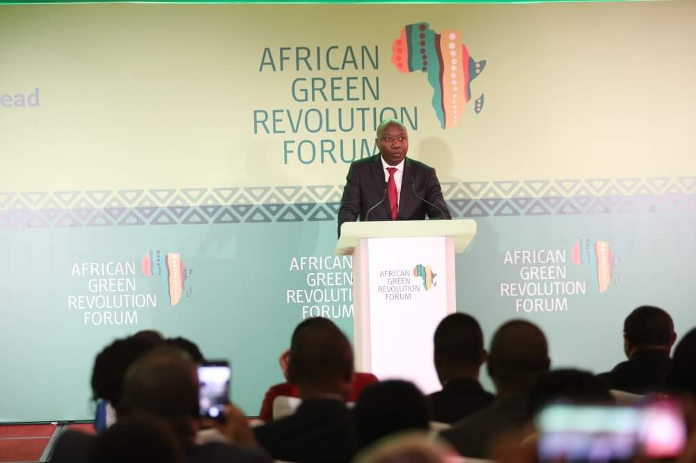Rwanda becomes home country of the African Green Revolution Forum 1