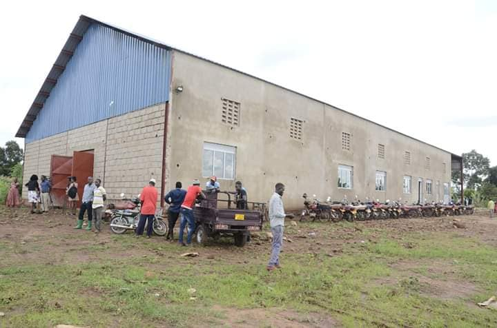 Kayunga pineapple factory set to be ready next year 1
