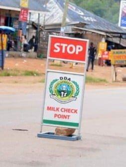 Uganda deploys milk checkpoints along major highways 1