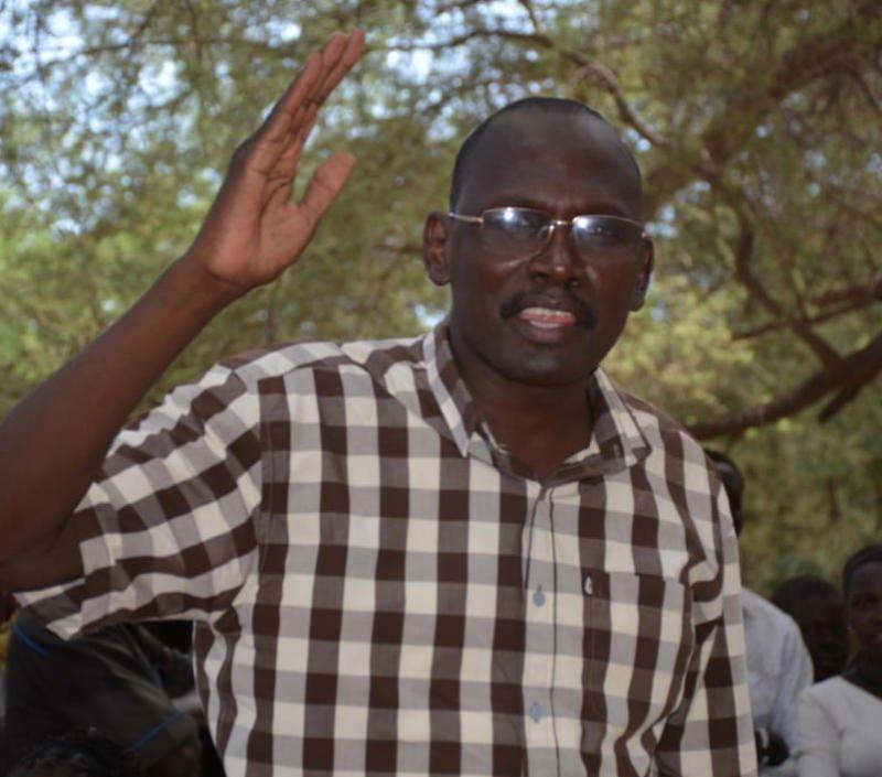 Turkana Agriculture CEC Chris Aletia