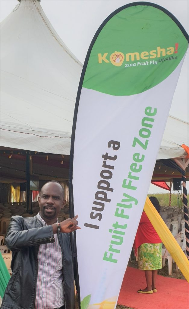Campaign to fight mango fruit fly launched in Kenya 3