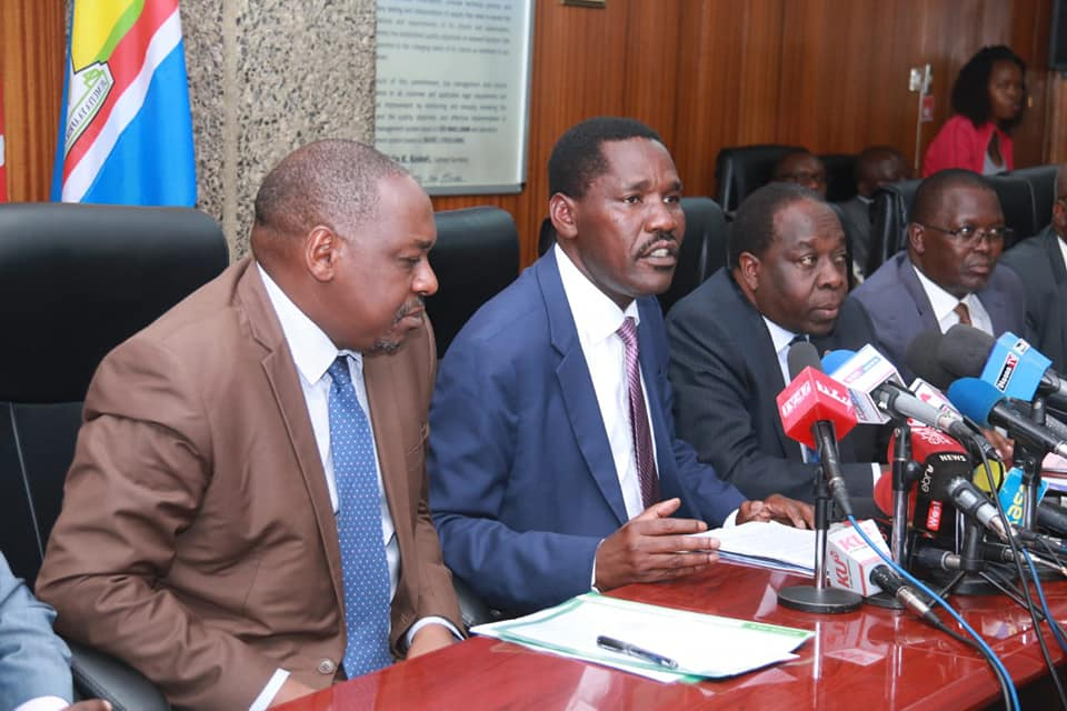 We are in control of the locust situation - Munya 2