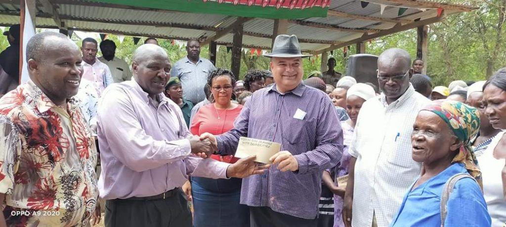Vikundi Lamu vyafaidika na mpango wa Kenya Climate Smart Agriculture 1