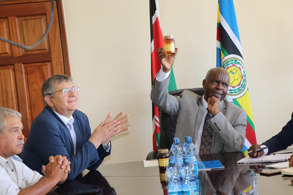 Slovakia to support honey production in Makueni 1