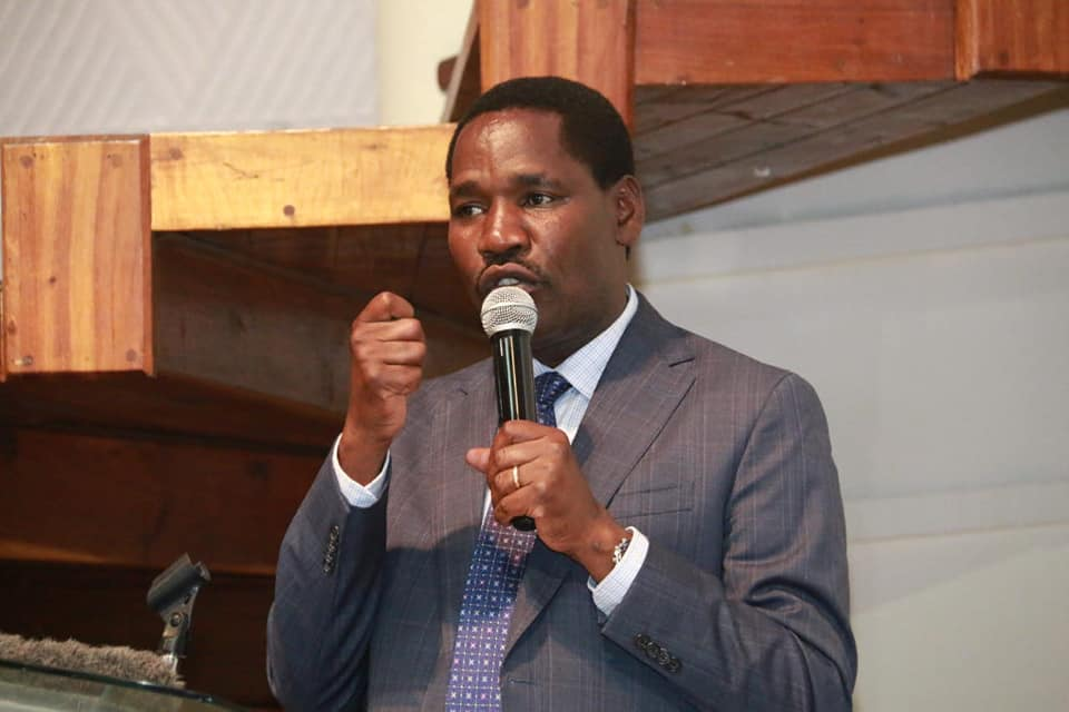 We have stepped up the fight against locusts in Kenya- Munya 1