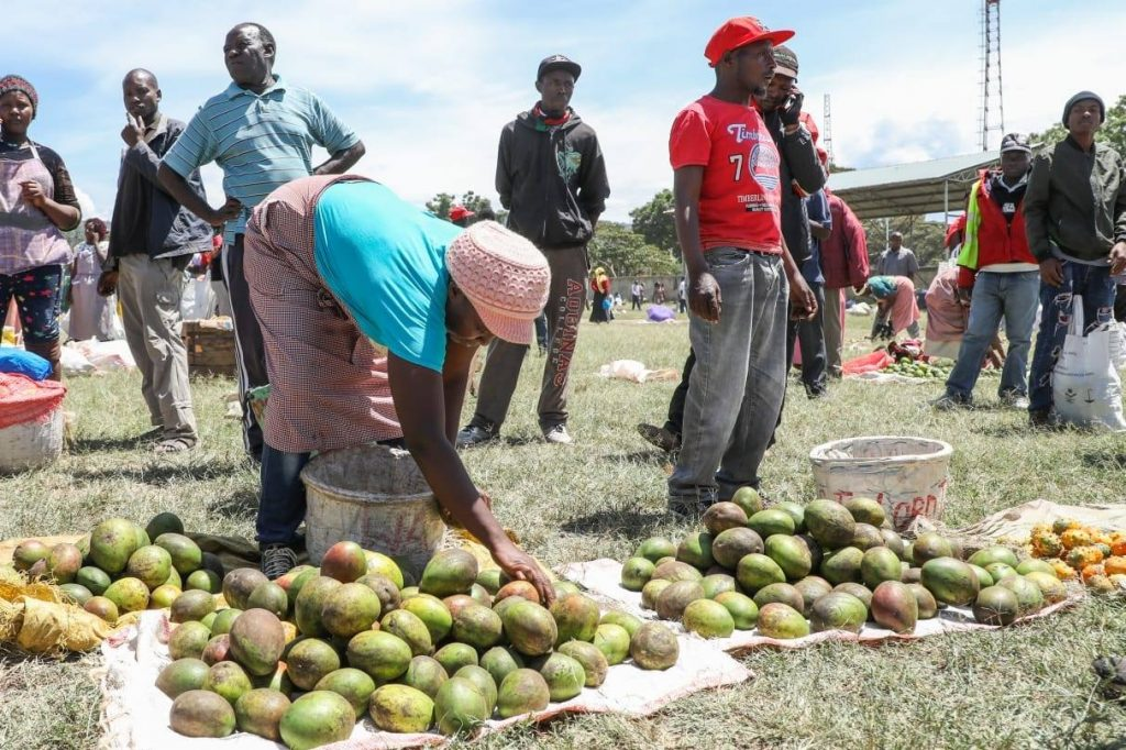 Juja market traders an example as Covid-19 affects markets 2
