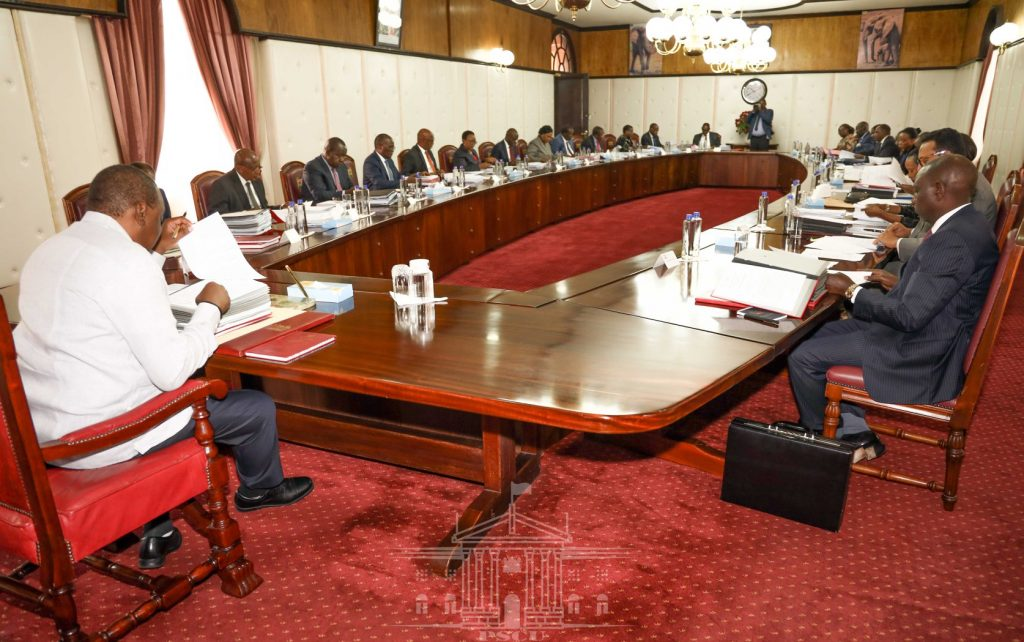 Cabinet orders winding up of Strategic Food Reserve Fund 1