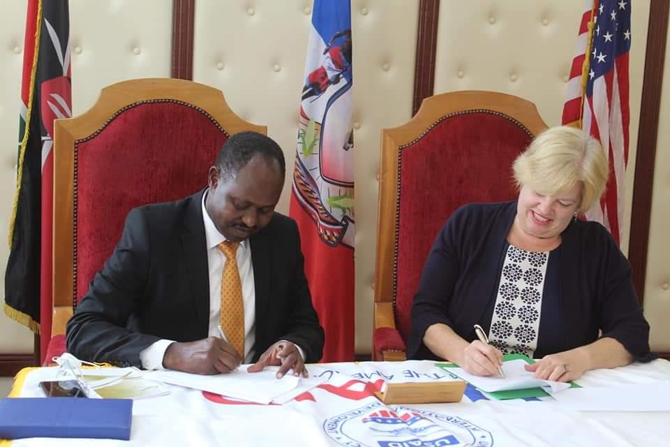 Nawiri Program launched in Samburu County 1