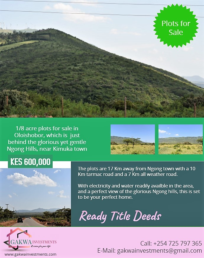 Plots for Sale 1