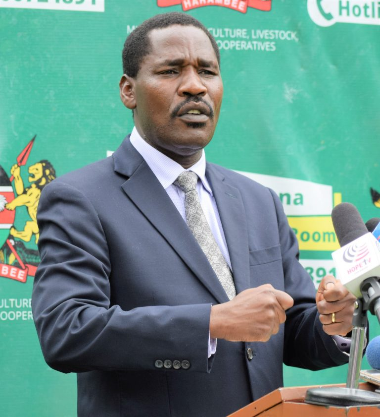 Munya on tea regulations