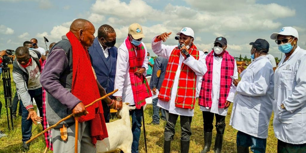 National Livestock Vaccination Program launched 1