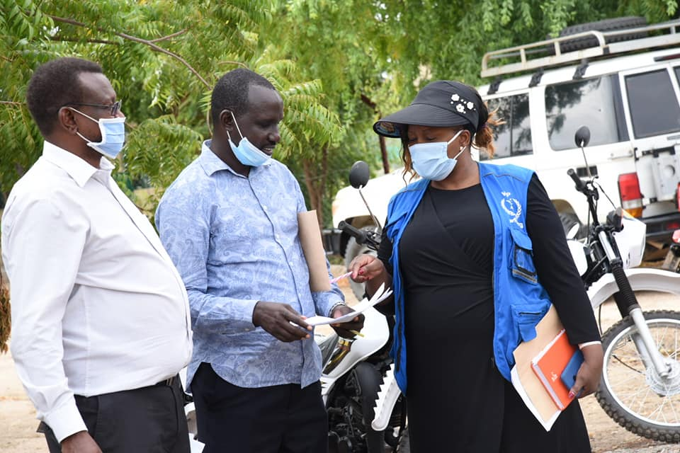 World Food Programme boosts extension services in Turkana 1