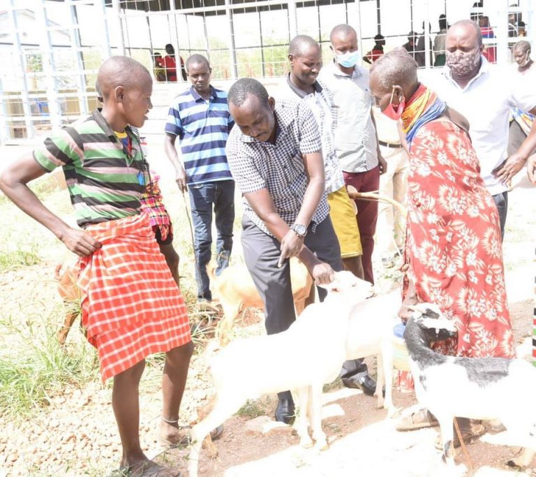 Turkana County Agriculture CEC Philip Ebei Aemun