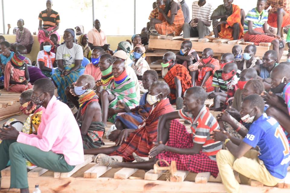 Turkana residents