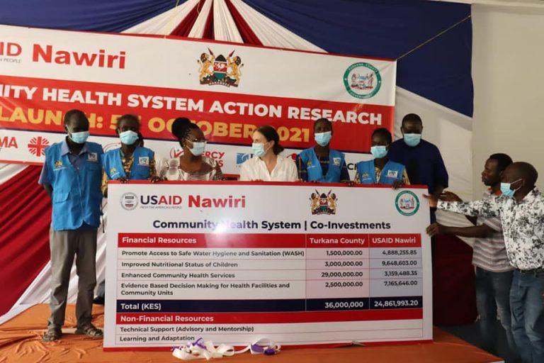 Turkana Nawiri Project unveiling
